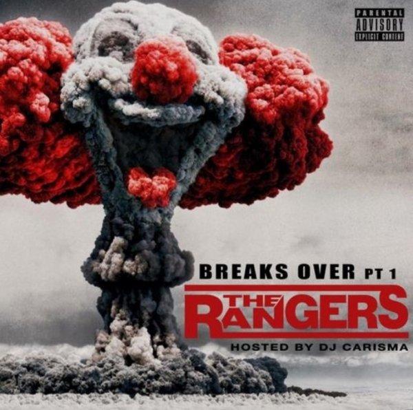 """Découvrez la nouvelle mixtape des Rangers : """"BREAKS OVER Pt1"""""""