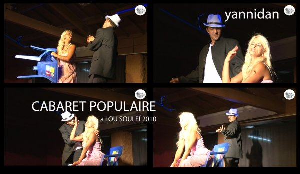 cabaret populaire yannidan