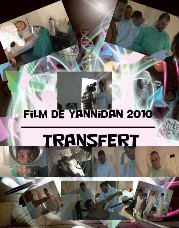 """sur le tournage du film de yannidan """"TRANSFERT """"2010"""