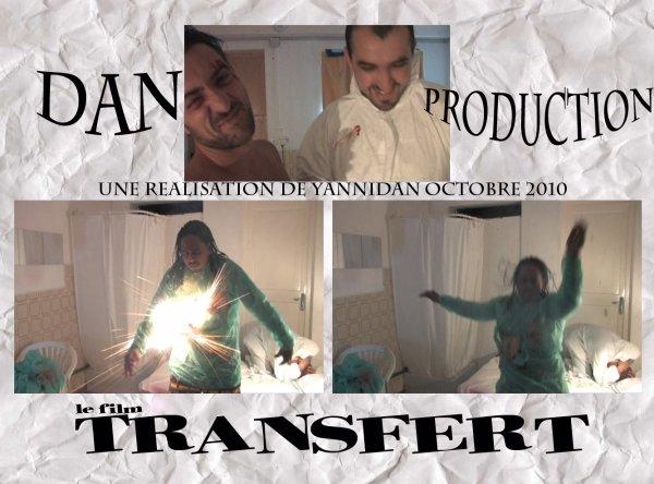 """autre jour de tournage de mon film """"TRANSFERT"""" dan production 2010"""
