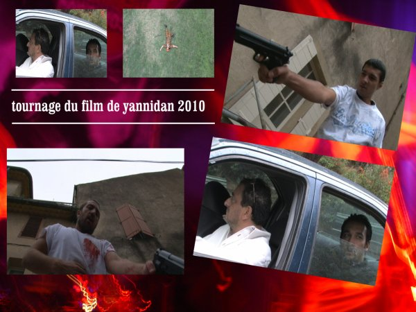 tournage yannidan  du 10 octobre 2010 film TRANSFERT