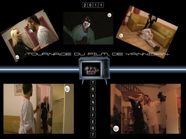 """JOUR DE TOURNAGE POUR LE FILM """"TRANSFERT"""" REALISé PAR YANNIDAN DANPROD 2011"""