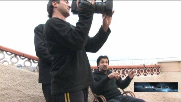 """autres jour de tournage pour le film """"TRANSFERT"""" réalisé par yannidan sortie debut 2001"""