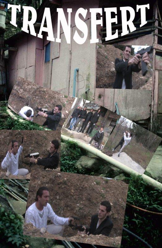 "avant dernier jours de tournage du film ""TRANSFERT"""