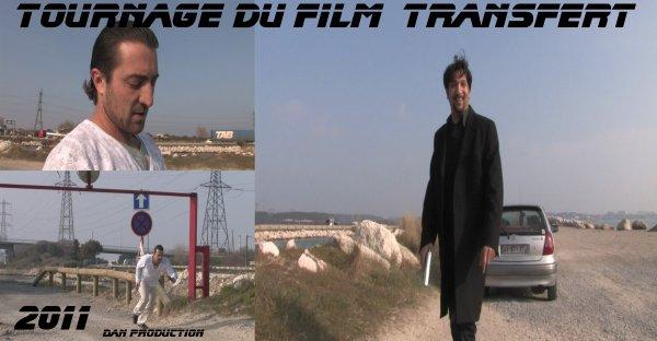 """avant dernier jour de tournage de mon film """"transfert"""""""