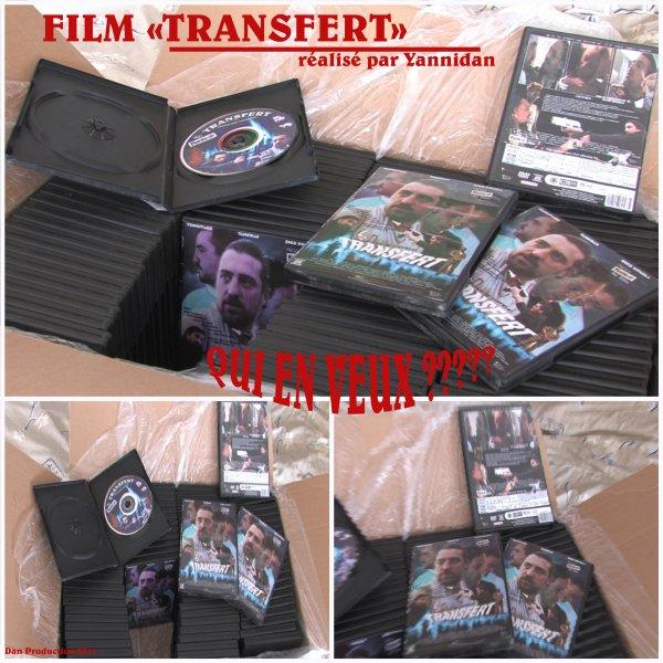 DVD de TRANSFERT 2011 réalisé par yannidan