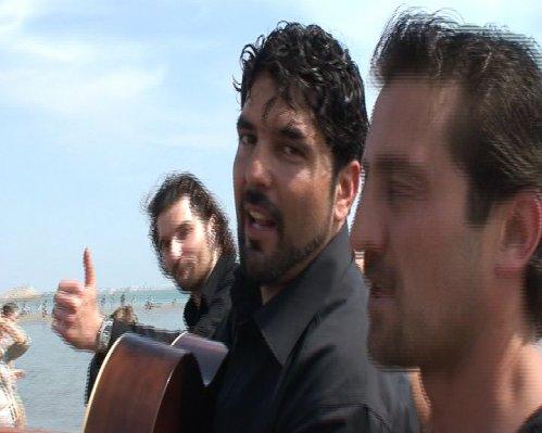 """tournage du dernier clip des GIPSY LOVER """"FAKOLO"""" réalisé par YANNIDAN"""