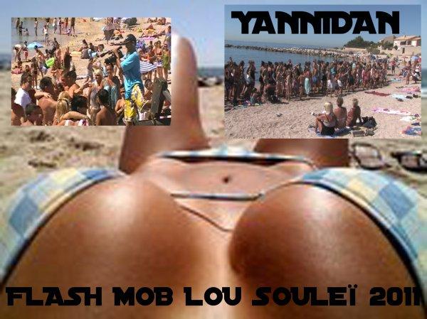 tournage FLASH MOB LOU SOULEÏ 2011 réalisé par YANNIDAN & HERVE AOUT 2011