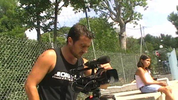 tournage clip de rap du groupe CLASH 113 2011