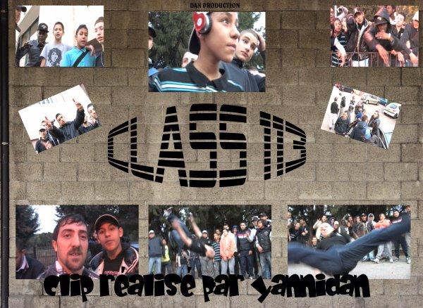 yannidan pour le tournage du nouveaux clip de  CLASH 113
