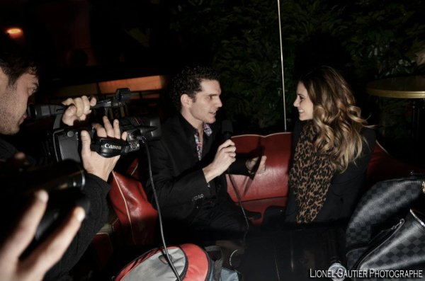 Yannidan film l interviews de Clara Morgane