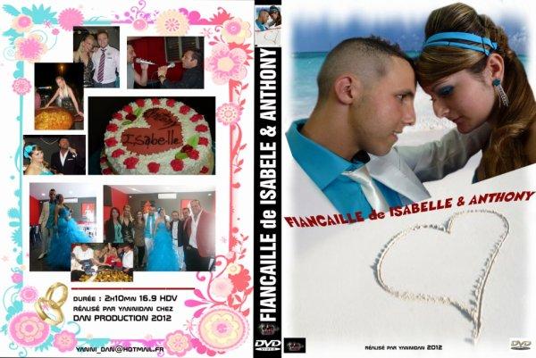 yannidan film fiancaille de isabelle & anthony marseille