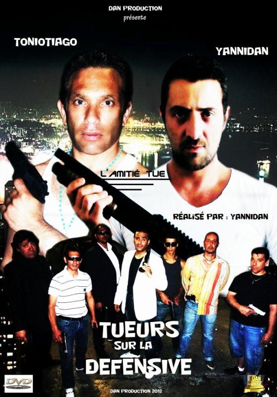 yannidan pochette2012 de mon prochain film  tueur sur la défensive