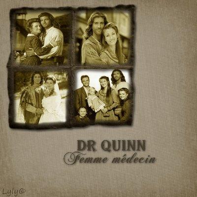 Présentation Intégrale De La Série Docteur Quinn Femme