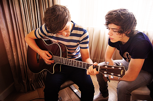 Little Things - Song + I Know You've Never Loved - O.S Larry
