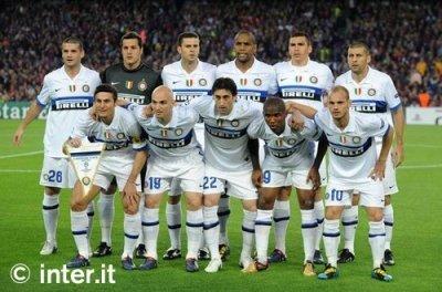 L'INTER DE MILAN