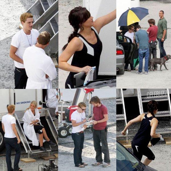 Début du tournage Hunger Games 2