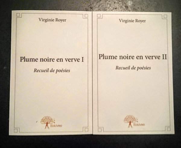 Virginie Royer, recueil de poésies .