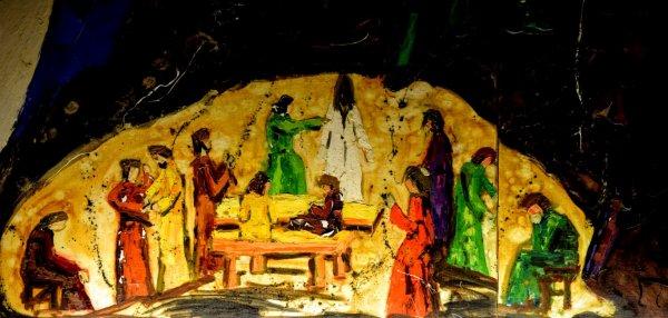 Suite de la visite de l'église de la Ciotat