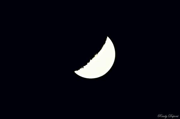 j'ai demandé à la lune, et le soleil ne le sait pas
