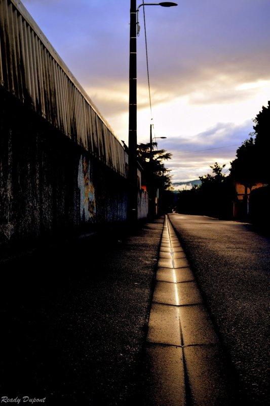 Ma part d'ombre et de lumière...