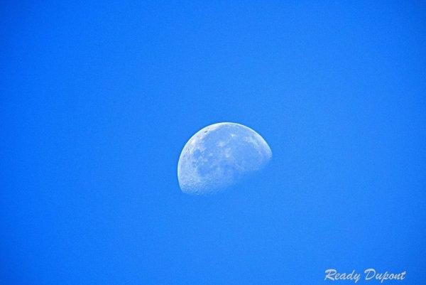 De la lune à a mer.