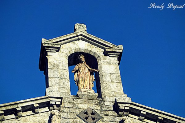 Eglise de Bourg Argental