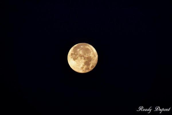 De la lune au soleil.