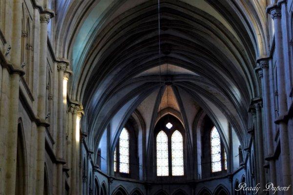 fin de la promenade à St Antoine l'Abbaye