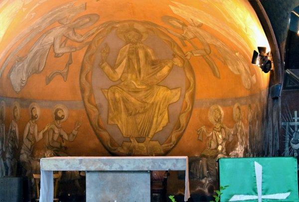 Chapelle de Notre Dame La Salette, Sète