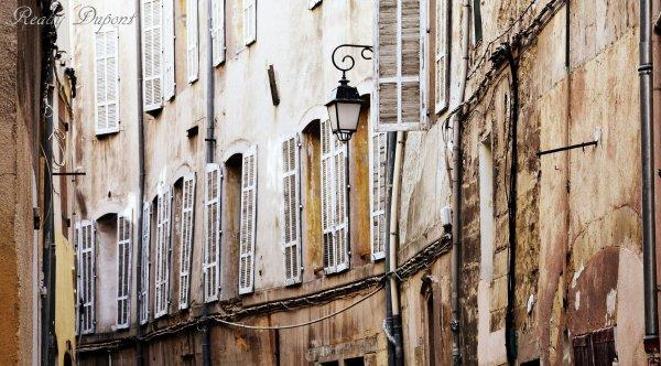 Promenade à Aix en provence