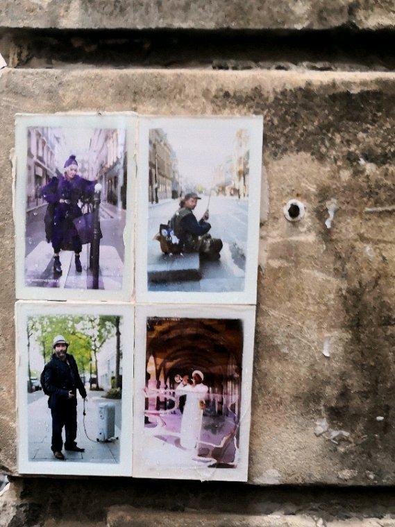 Backtothestreet, Arles.