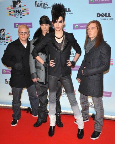 Les MTV EMA 2010 récompensent Lady Gaga, Justin Bieber, Tokio Hotel…