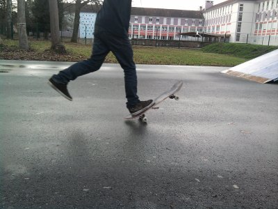 just a one foot manual by me ^^