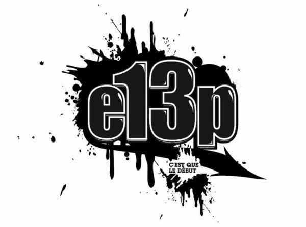 """Cover """"C'est que le début"""" 13 Titre de Effet13pécial"""