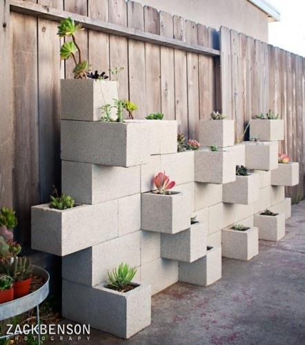 pots de fleurs en parpins (2)