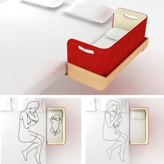 petit lit pour bébé