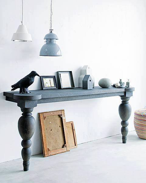moitie de table