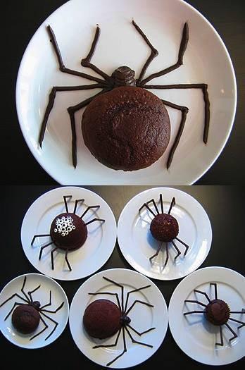 gâteaux pour Halloween