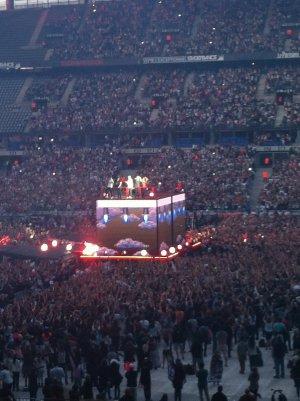 Le Plus Beau Concert De Toute Ma Vie !!