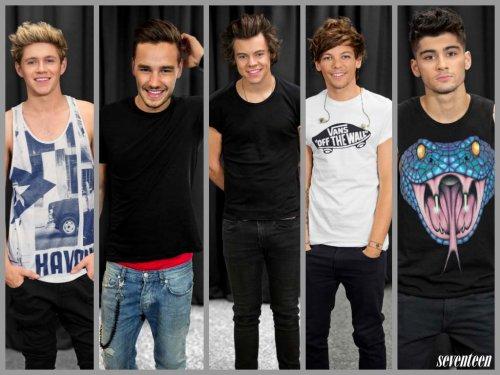 Deja 4 Ans !! Joyeux Anniversaire Aux One Direction ♥♥