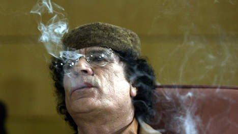 L'un des fils Kadhafi tué?