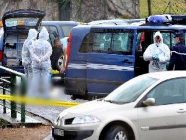 Le cadavre d'un homme découvert hier matin près de Clermont-Ferrand