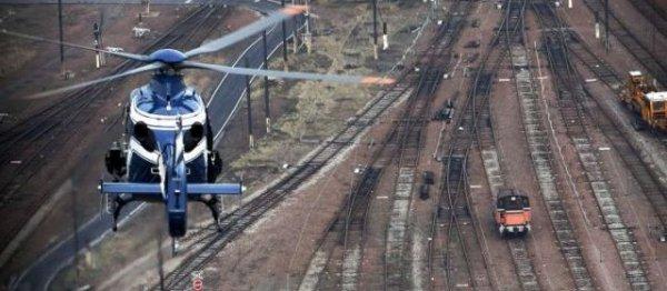 MONTCHANIN - TORCY : 8 kilomètres de câbles dérobés à la SNCF
