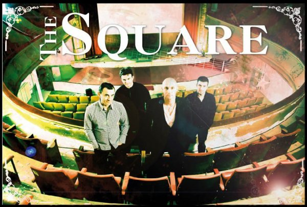 The Square groupe auvergnat