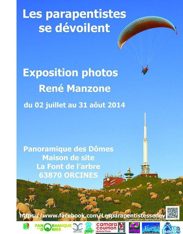 Exposition de photos René Manzone du 02 juillet au 31 aout 2014