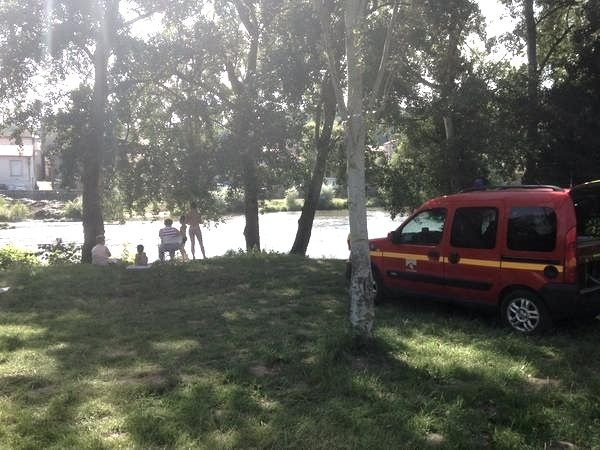 Un crocodile recherché dans l'Allier par les sapeurs-pompiers