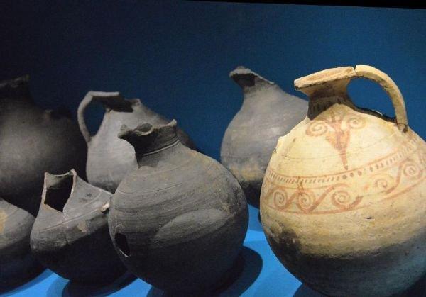 Des trésors archéologiques présentés au Musée départemental de la Céramique de Lezoux
