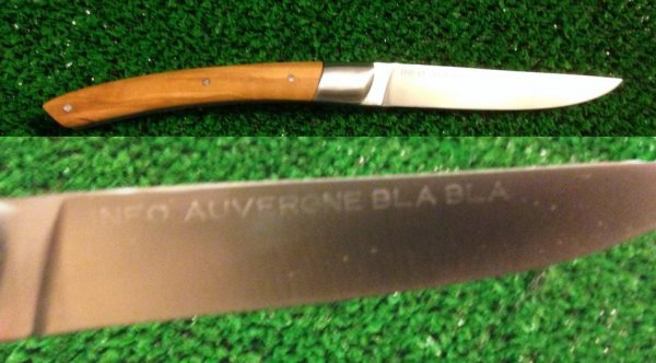 Gagner le couteau Info Auvergne blabla