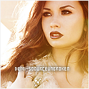 Photo de demi-soourceunbroken